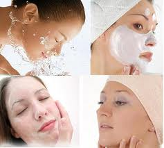 Image result for cleansing toning moisturizing